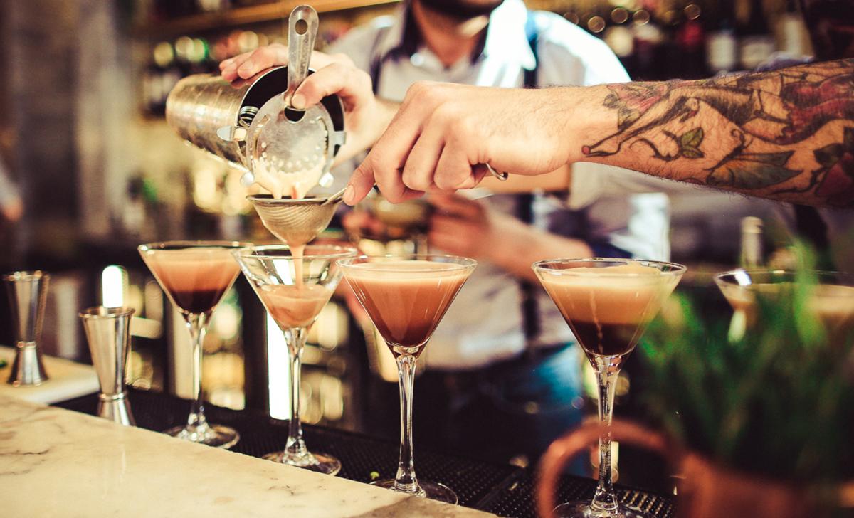 Saturday Night, Cocktail Night